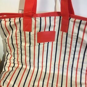 NWT Marc by Marc Jacobs Patterned Nylon Tote Bag